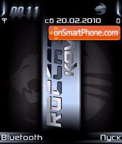 Roccat Kova es el tema de pantalla