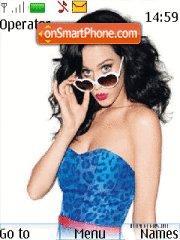 Katy Perry es el tema de pantalla