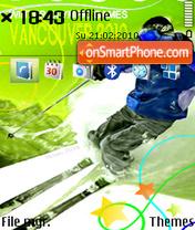 Vancouver 2010 03 es el tema de pantalla
