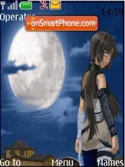 Hinata theme screenshot