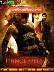 Prince of Persia: The Sands of Time es el tema de pantalla
