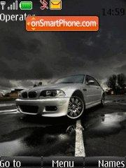 Bmw M3 With Tone theme screenshot