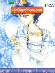 Ami Mitsuno theme screenshot