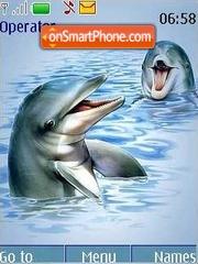 Dolphin2 tema screenshot