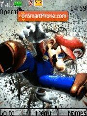 Mario Icons theme screenshot