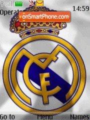 Real Madrid 2019 theme screenshot