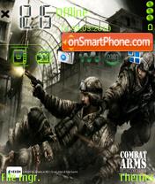 Combat arms theme screenshot