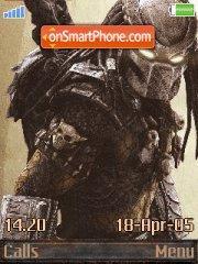 Predator es el tema de pantalla
