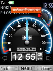 Speed Flash.nth theme screenshot