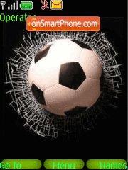 Football 2012 es el tema de pantalla