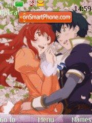 Romeo&Juliett theme screenshot