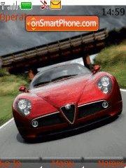 Alfa Romeo and other theme screenshot