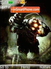Bioshock es el tema de pantalla