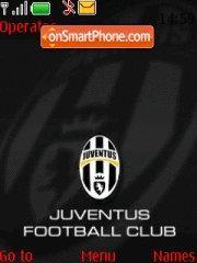 Juventus Fc es el tema de pantalla