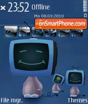FamilyTivi tema screenshot