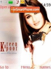 Kareena Kapoor 02 theme screenshot