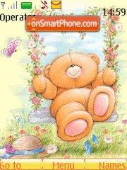 Teddy Bear 03 theme screenshot
