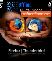 Foxbird theme screenshot