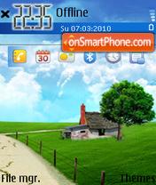 The world (Q)(FP1) theme screenshot
