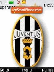 FC Juventus 01 theme screenshot
