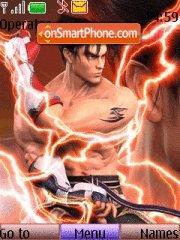 Tekken 5 01 tema screenshot