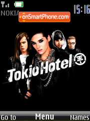 Tokio Hotel 11 es el tema de pantalla