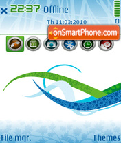 Vancouver 2010 05 theme screenshot