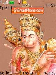 Hanumant theme screenshot