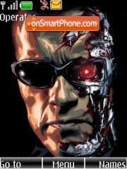 Terminator 06 es el tema de pantalla