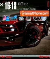 Mustang 19 es el tema de pantalla