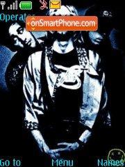 Nirvana es el tema de pantalla