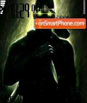 Splinter Cell 06 es el tema de pantalla