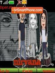 Cobain sing theme screenshot