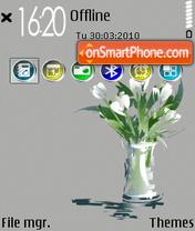 Tulips 06 es el tema de pantalla