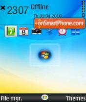 Vista light 02 theme screenshot