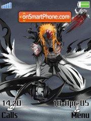 Ichigo Hollow es el tema de pantalla
