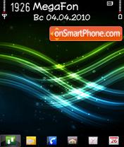 Green n blue 2 Altvic es el tema de pantalla
