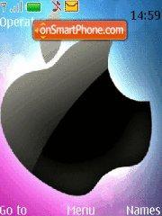 Apple iphone 3gs theme screenshot