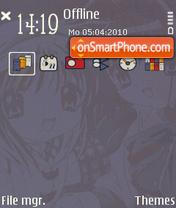 Kanon theme screenshot