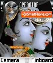 RadheyMohan theme screenshot