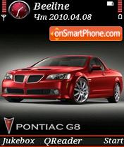 PontiacG8 by Trewoga es el tema de pantalla