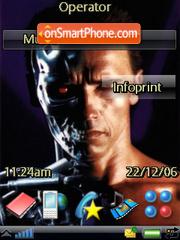 Terminator es el tema de pantalla