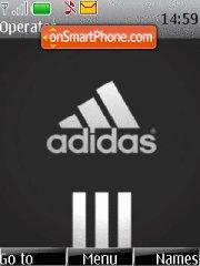 AdidaS Dark Theme-Screenshot