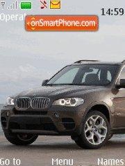 BMW X5 xDrive 50i es el tema de pantalla