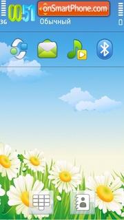 Field 01 theme screenshot