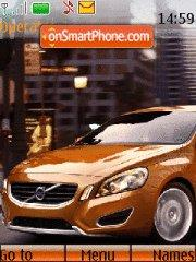 Volvo S60 01 theme screenshot