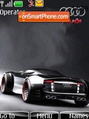 Audi 11 theme screenshot
