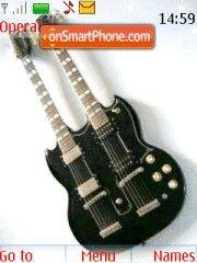 My Best Guitar es el tema de pantalla