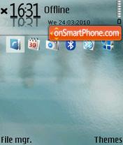 Experyment theme screenshot