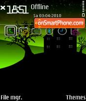 My home 01 theme screenshot
